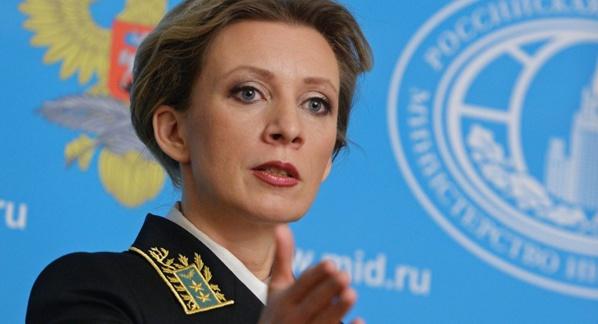 """Attentat en Russie : Le porte parole du ministère russe des affaires étrangères dénonce """"l'inaction étonnante des forces de l'ordre ukrainiennes"""""""