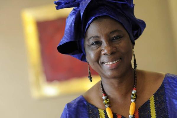 """Isatou Touray sur Yahya Jammeh : """"Il est temps pour lui de partir"""""""