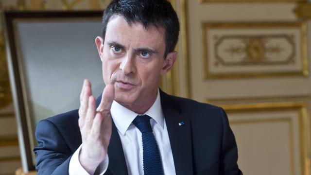 """Manuel Valls : """"Ce siècle sera celui des Africains"""""""