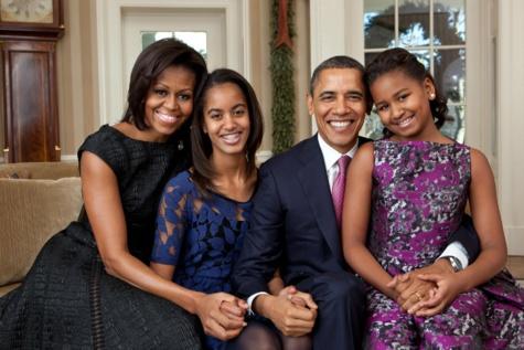 Barack et Michelle Obama, le couple glamour dit adieu à la Maison Blanche
