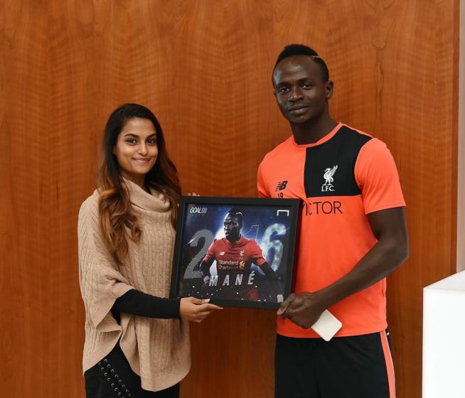 Sadio Mané, 39éme joueur mondial sur 50: De Sédhiou à Anfield, la saga d'un génie
