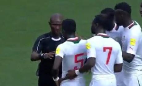 Match Sénégal/Afrique du Sud : L'arbitre ghanéen, Jospeh Lamtey suspendu 3 mois et privé de CAN