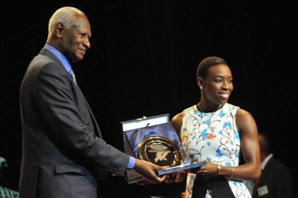 Fondation Abdou Diouf « Sport-Vertu » : le prix d'excellence au Sud-Africain Van Niekerk