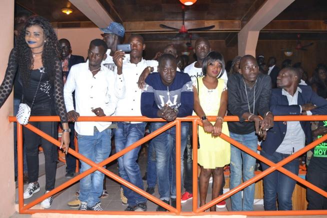 Noel , Pape Diouf met le feu au ravin avec ses fans.