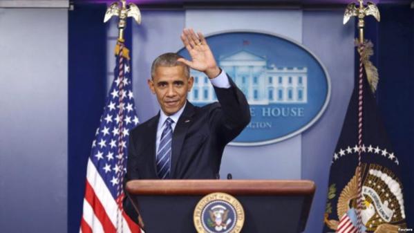 Discours d'adieu du Président Barack Obama à Chicago, là où tout a démarré
