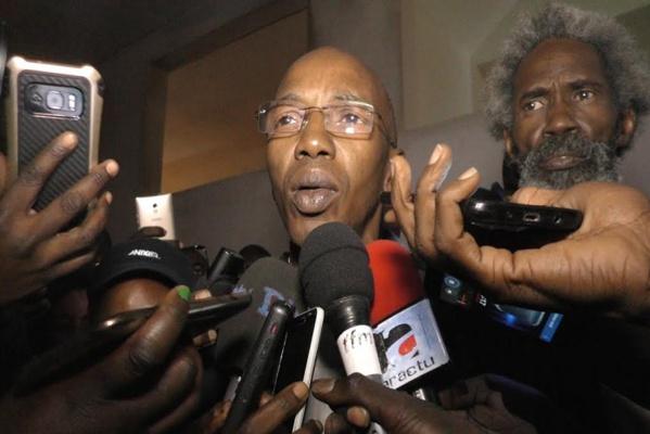 Mandat de dépôt contre Bamba Fall : Ses avocats dans tous leurs états