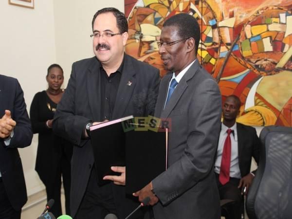 Enseignement supérieur : Le Sénégal et la Palestine jettent les bases d'une coopération