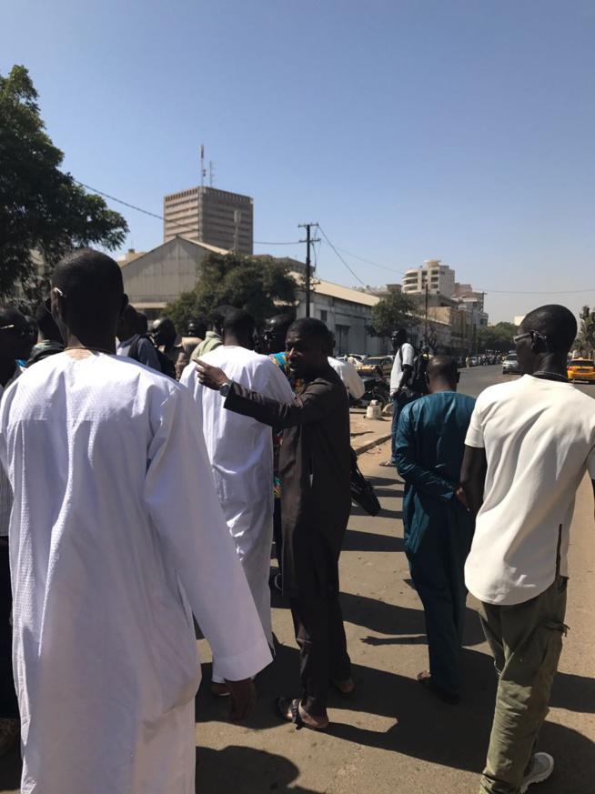 Marche: Les transitaires en colère contre le commandant de la douane.