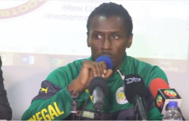 Aliou Cissé : « Le Zimbabwe va nous causer beaucoup de problèmes »
