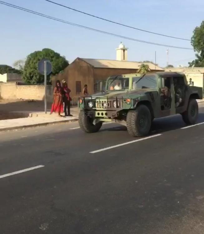 URGENT Nouvelle vidéo: Gambie – Les forces de la Cedeao déclenchent des frappes et un contrôle naval. Regardez