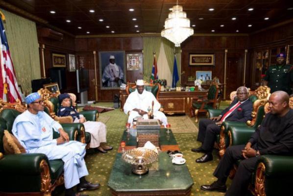 Gambie: Jammeh bénéficie bien de l'asile politique en Guinée équatoriale, confirme Malabo