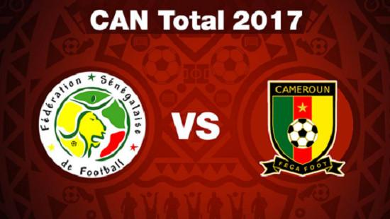En Direct / Live : CAN 2017 Sénégal vs Cameroun