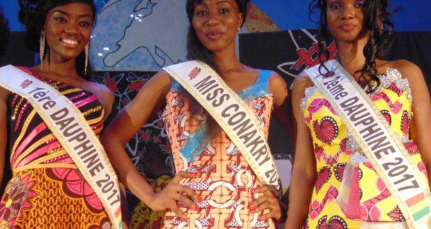 A cause des tenues jugées trop légères, l'élection de Miss Guinée 2017 fait polémique
