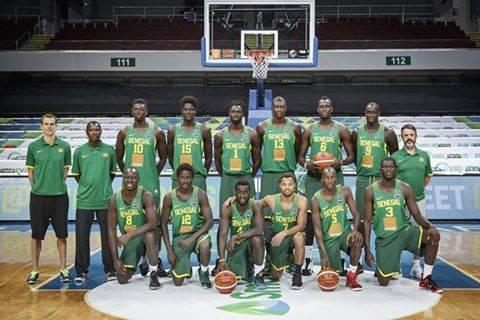 Afrobasket – Dame Diouf, coach adj des Lions: « Tout donner pour obtenir cette qualification… »