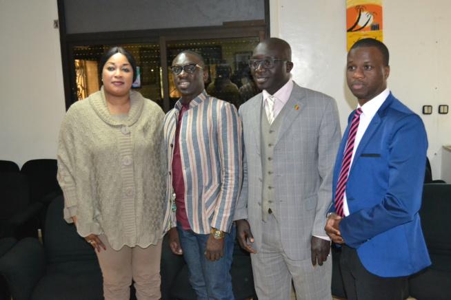 GRAND BEGUÉ DE CASABLANCA: PAPE DIOUF rencontre les autorités au Consulat du Sénégal à Casablanca