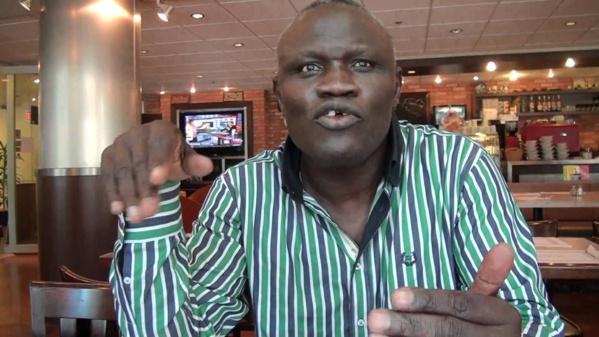 """Gaston Mbengue : """"Augustin Senghor n'est entouré que d'opportunistes qui ne vivent que de per diem et de voyages"""""""