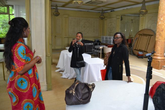 Jour J  Au Pavillon le Doyen avec le Gala Chic et Glamour à l'honneur de l'indépendance Sénégal ce vendredi 14 avril.