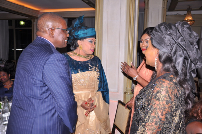 3 EME EDITIONS:Gala CHIC et GLAMOUR à l' honneur de la féte nationale de l'indépendance du Senegal à Paris.