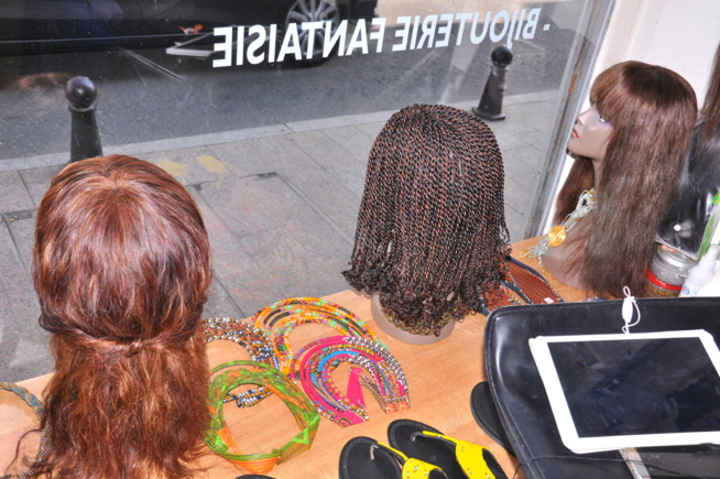 Fama tresse salon de beaute tressage afro antillais dans for Salon de coiffure afro antillais paris