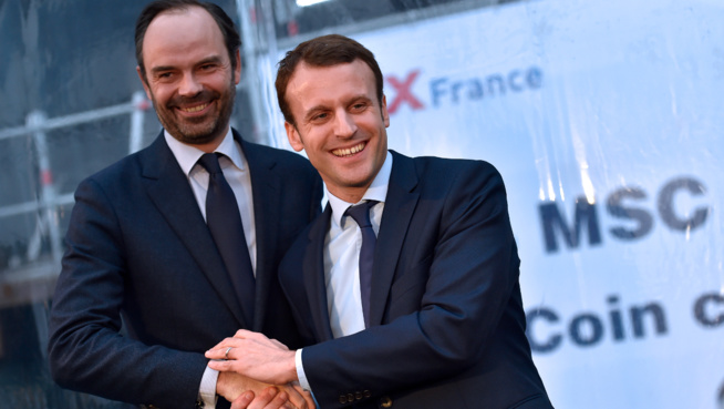 Edouard Philippe : «Ce que propose Macron, ça ne s'est jamais fait !»