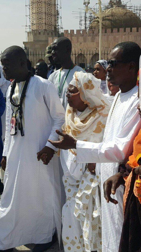 Le corps du défunt fils de Cheikh Amar, Serigne Saliou arrive ce soir à Dakar à bord du vol Air France.
