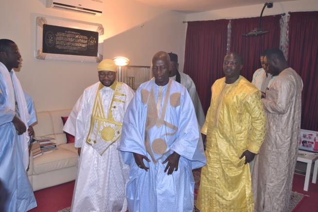 "Législatives 2017 – Sheikh Alassane Sène rejoint ""Manko Taxawu Senegaal"" (Document)"