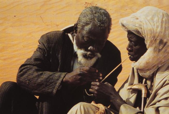 """Festival de Cannes: Djibril Diop Mambety à la Quinzaine des Réalisateurs, Prix International de la Critique pour """"Touki Bouki"""" (1973)"""