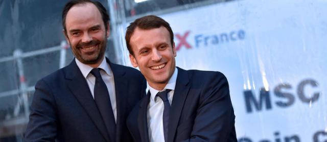 Premières tensions entre Emmanuel Macron et Édouard Philippe