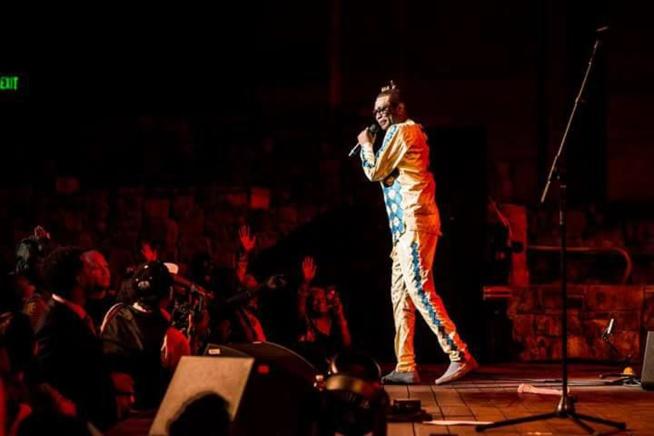 Revivez en images Le concert explosive du roi du Mbalax Youssou Ndour et le super étoile à Los Angeles