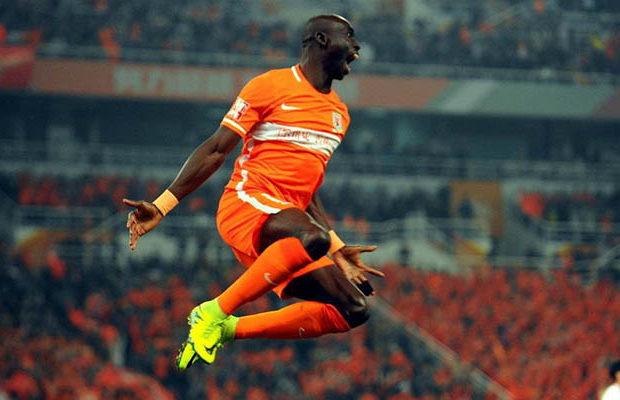 Chine – 8 buts en 11 matches : Papiss Demba Cissé crache le feu