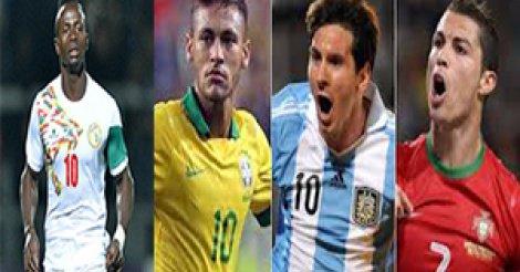 Ballon d'Or : Et si Sadio Mané gagnait le ballon d'or devant Ronaldo et Messi ?