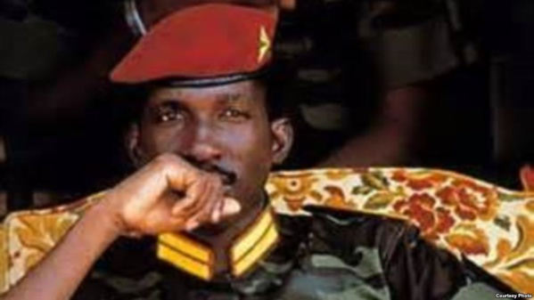 Le Burkina commémore les 30 ans de l'assassinat de Thomas Sankara
