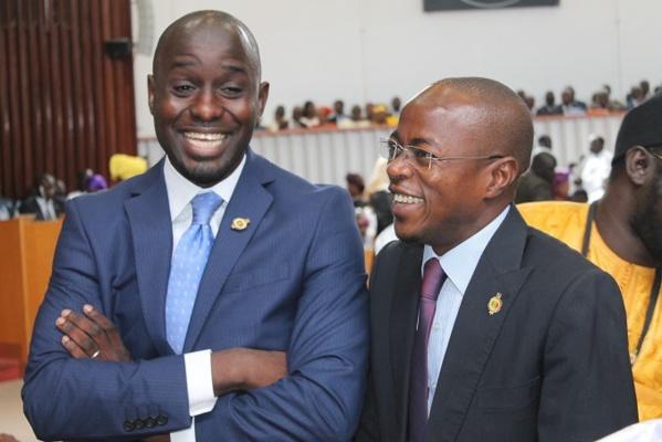 Abdou Mbow et Thierno Bocoum, l'audience au Palais, la convocation chez Idrissa Seck et… la démission