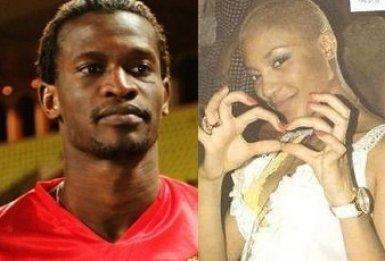 Exclusif: La vedette de my life sur la sentv, Adja Diallo devient l'épouse du footballeur Ibou Touré