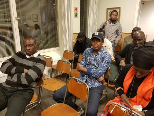 Le mouvement de la diaspora Sénégalaise de Scandinavie lance un appel à l'Etat du Sénégal.