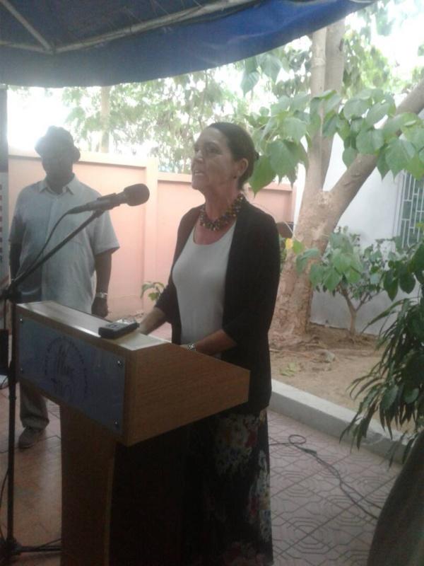 """Journée portes ouvertes sur l'entrepreneuriat: """"Le Sénégal a un avenir radieux"""", selon Mme Martina Boustani"""