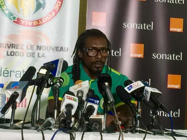 Aliou Cissé (coach):« Je ne suis pas soulagé mais je suis satisfait »