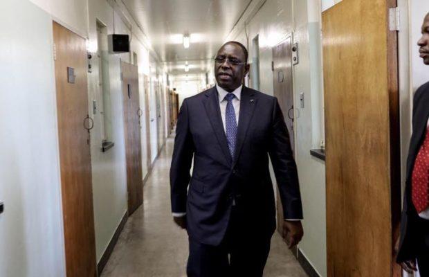 Grâce présidentielle: Le Chef de l'Etat, Son Excellence le Président Macky SALL zappe les…