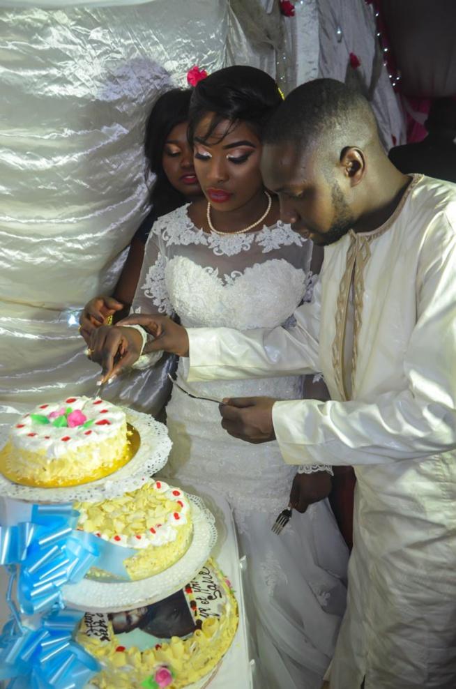 Voici les images de L'incroyable réception du mariage entre Mame Diarra Babou