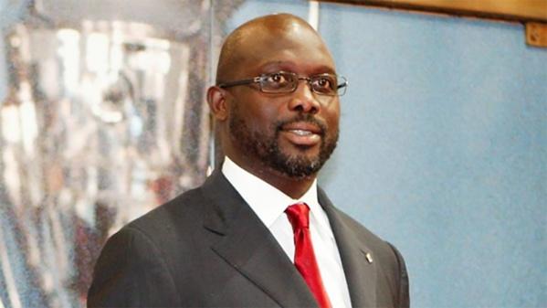 Diplomatie: Le Président libérien George Weah à Dakar ce mercredi