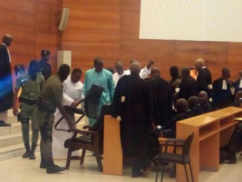 Procès Khalifa Sall : Début de la grand-messe des avocats