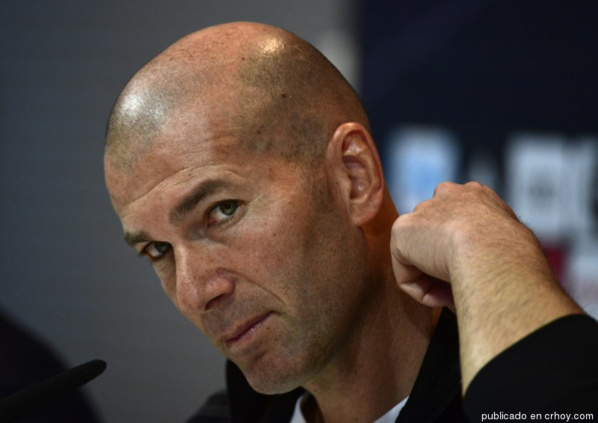 Zidane dit tout après le match aller Real Madrid-Paris Saint Germain