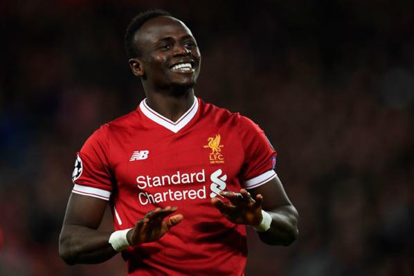 Sadio Mané: «Heureux de remporter le trophée»