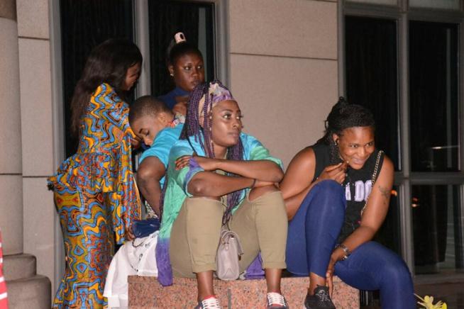 JOUR J SARGAL DJIGUENE avec Baye Ndiaye Albourakh Events: Waly Seck en mode Sound Check promet un spectacle de feu au Grand Theatre ce soir à Guichet Fermé.