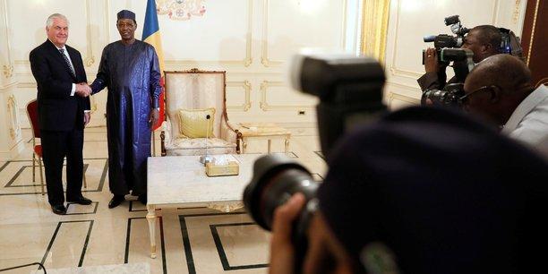 Rex Tillerson au Tchad : la fin de la brouille Déby-Trump ?