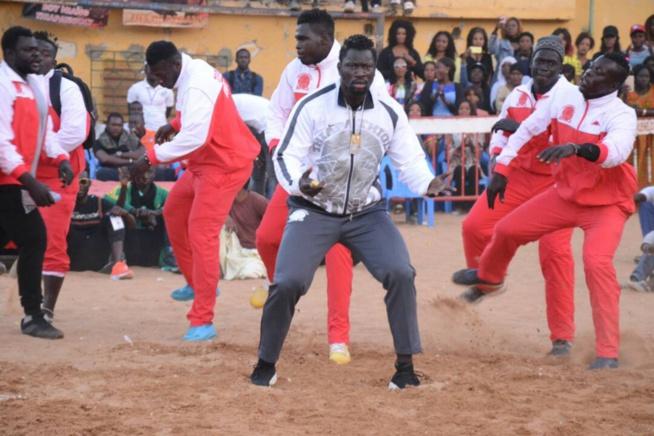 Lutte: Boy Niang 2 bourreau des lutteurs de Guédiawaye