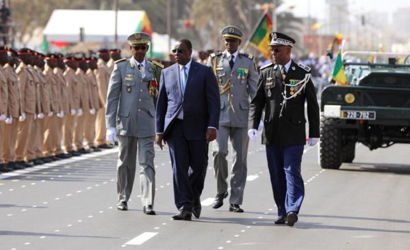 Fête du 4 Avril: le Président Macky Sall veut un méga défilé