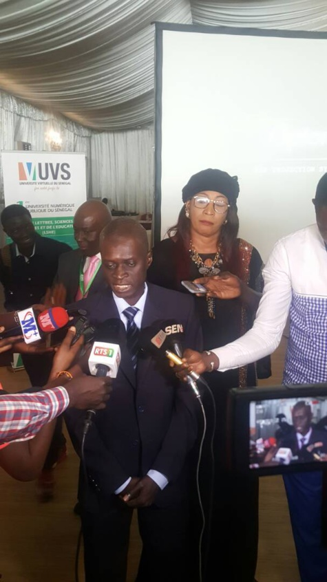 L'Université Virtuelle du Sénégal lance son plan de vulgarisation du plan stratégique 2018-2012