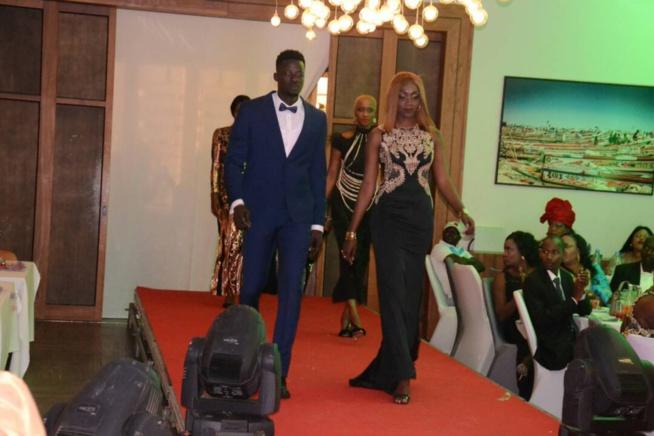 1er Édition TAPIS ROUGE Gala Chic & Elégant lancement de la collection Mata Style à l'hotel Pullman Dakar.