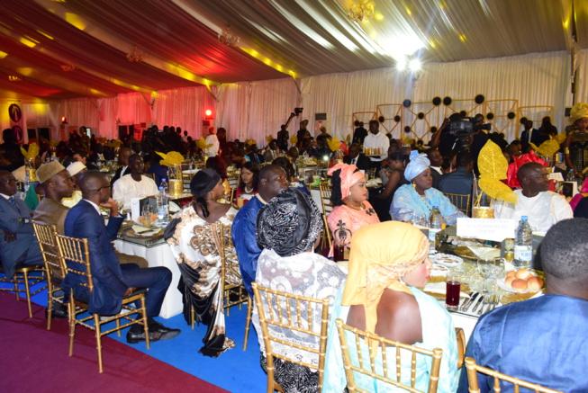 14 eme éditions des Cauris D'or le président Mbagnick Diop du MEDS innove encore.
